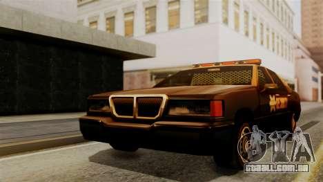 Elegant Nuclear Security para GTA San Andreas