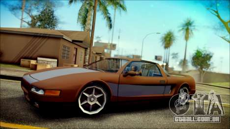 Infernus New Edition para GTA San Andreas