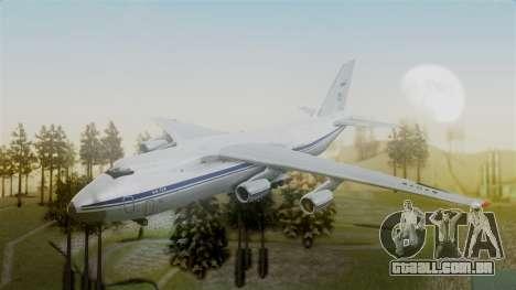 Antonov 124 para GTA San Andreas