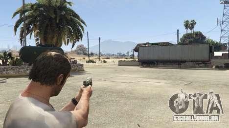 GTA 5 Halo UNSC: Magnum quinta imagem de tela
