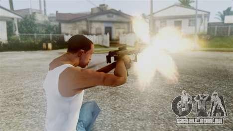 PP-2000 para GTA San Andreas terceira tela
