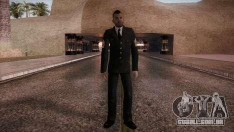 Sabão veterano para GTA San Andreas segunda tela