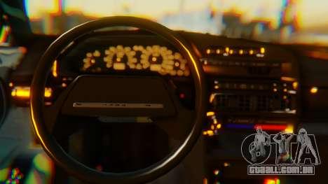 2109 Stoke para GTA San Andreas vista direita
