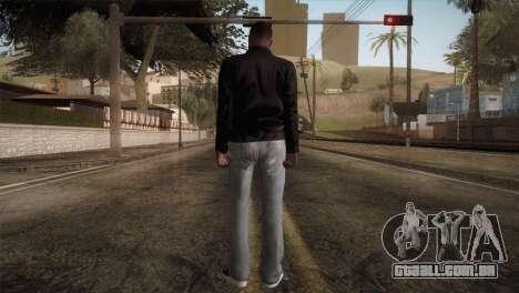 Forelli GTA 5 para GTA San Andreas terceira tela