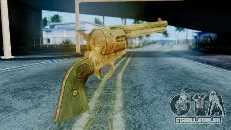 Red Dead Redemption Revolver Diego Assasin para GTA San Andreas segunda tela