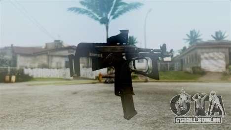 PP-2000 para GTA San Andreas segunda tela
