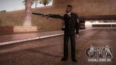 Sabão veterano para GTA San Andreas