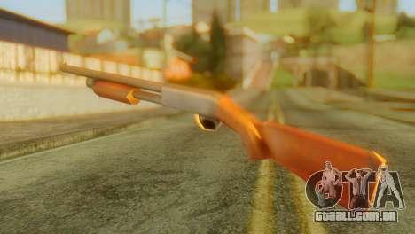 Ithaca 37 para GTA San Andreas segunda tela