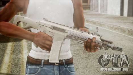 ACR from Battlefield Hardline para GTA San Andreas terceira tela