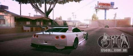 Brandals ENB v2 para GTA San Andreas