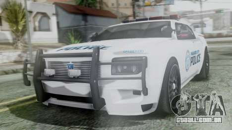 Hunter Citizen v3 IVF para GTA San Andreas