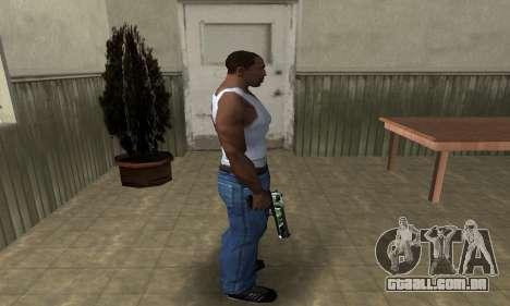 Ben Ten Deagle para GTA San Andreas terceira tela