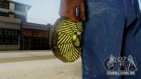 Ghostbuster SMTH para GTA San Andreas segunda tela