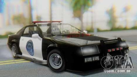 Buffalo Sheriff para GTA San Andreas