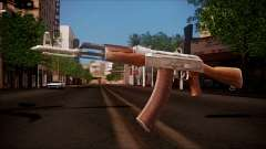 AK-47 v8 from Battlefield Hardline para GTA San Andreas
