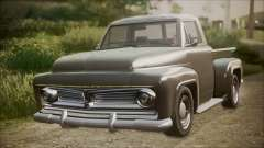GTA 5 Vapid Slamvan Pickup IVF