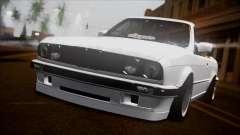 BMW E30 Cabrio B. O. Construção