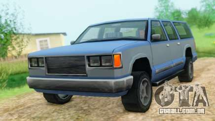 4-door Yosemite para GTA San Andreas