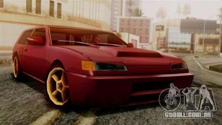 Flash New Edition para GTA San Andreas