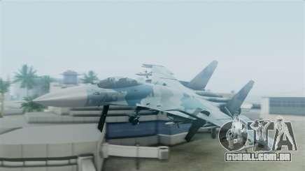 Sukhoi SU-33 Flanker-D para GTA San Andreas