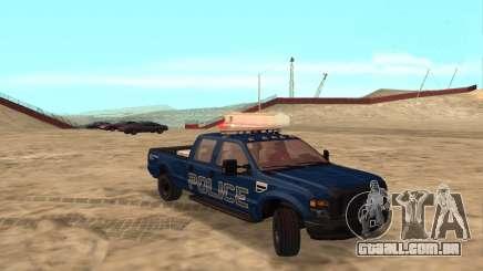 Ford F-250 Incident Response para GTA San Andreas
