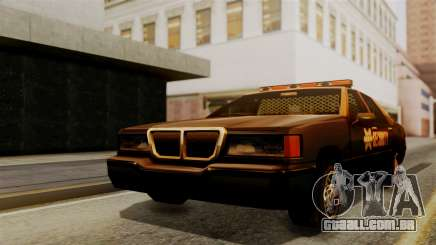 Elegant Nuclear Security para GTA San Andreas