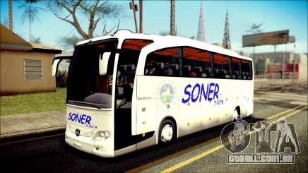 Mercedes-Benz Travego Soner Turizm para GTA San Andreas