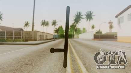 Police Baton from Silent Hill Downpour v1 para GTA San Andreas