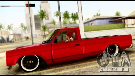 Nissan Junior Tuned para GTA San Andreas
