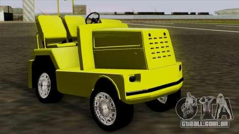 GTA 4 Airtug HQS para GTA San Andreas