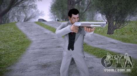 Joe Last Skin para GTA San Andreas por diante tela