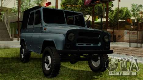 UAZ-3151 para GTA San Andreas