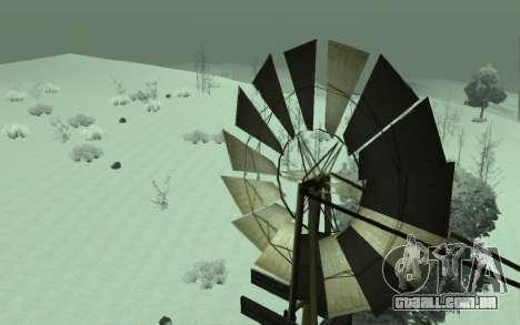 Inverno Timecyc para GTA San Andreas
