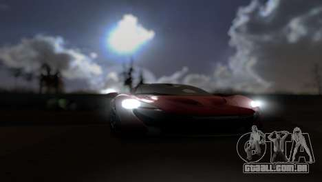 ENB Zix 3.0 para GTA San Andreas segunda tela