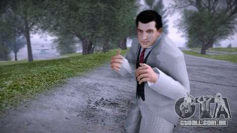 Joe Last Skin para GTA San Andreas segunda tela