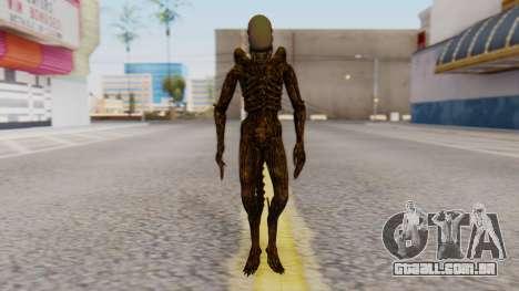 Estranho para GTA San Andreas segunda tela