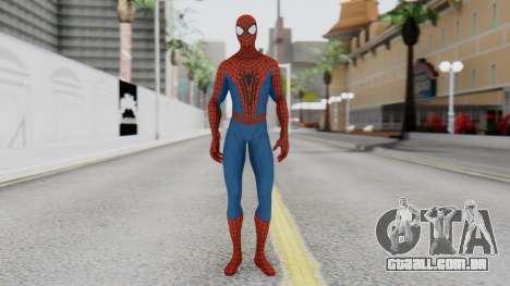 Spider Man para GTA San Andreas segunda tela