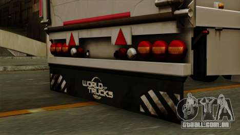 Trailer Aria para GTA San Andreas vista direita