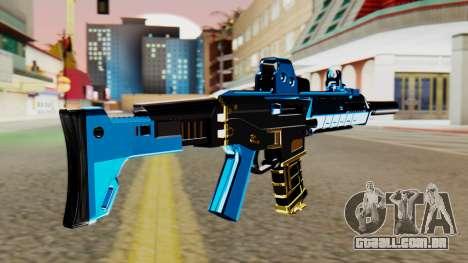 Fulmicotone M4 para GTA San Andreas segunda tela