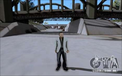 La Cosa Nostra Skin Pack para GTA San Andreas quinto tela