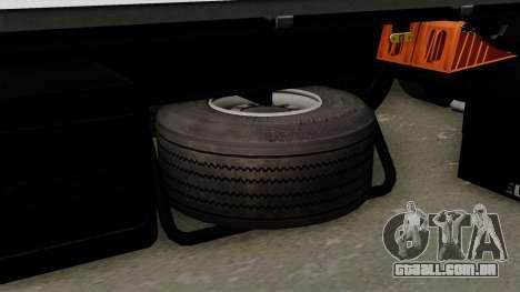 Trailer Kogel para GTA San Andreas vista direita