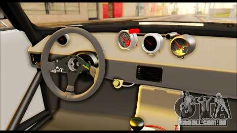 VAZ 21013 Esporte para GTA San Andreas vista direita