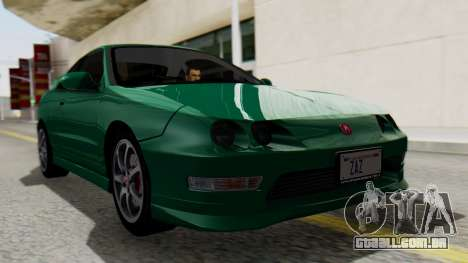 Acura Integra Fast and Furious para GTA San Andreas