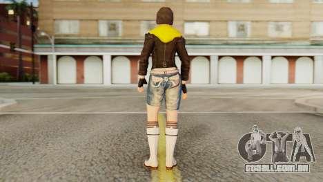 Dancing Girl para GTA San Andreas terceira tela