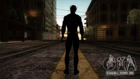 The Flash para GTA San Andreas terceira tela