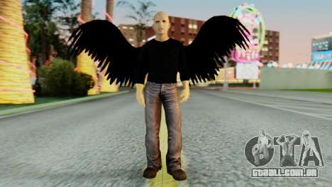 Dark Angel para GTA San Andreas segunda tela