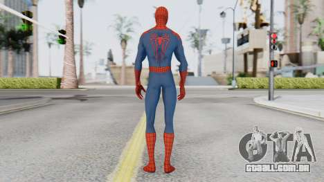 Spider Man para GTA San Andreas terceira tela