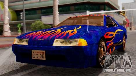 Elegy First Vinyl MQ para GTA San Andreas