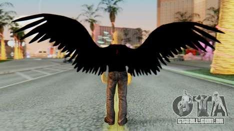 Dark Angel para GTA San Andreas terceira tela