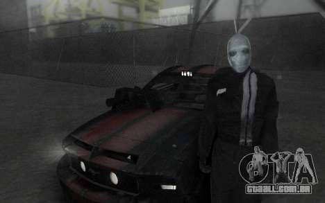 Frankenstein Skin para GTA San Andreas